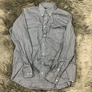 Kirkland Men's Dress Shirt | Blue | Button Down